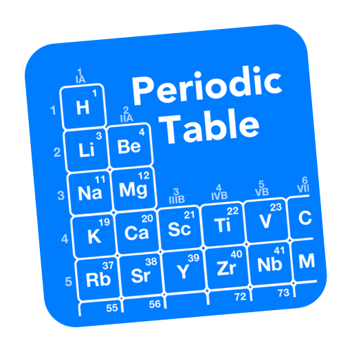Elegant Periodic Table Chemistry