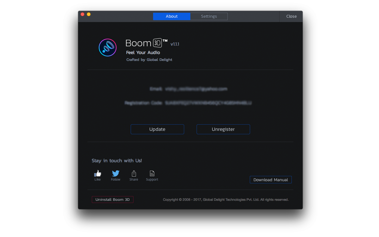 About Boom 3D